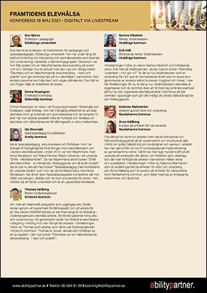 FRAMTIDES-ELEVHÄLSA-programblad-talare